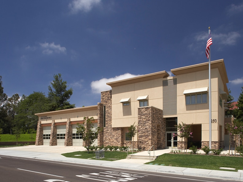 San Marcos Fire Station