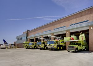 LAX Fire Station